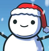 snowman pierdere în greutate cartoon